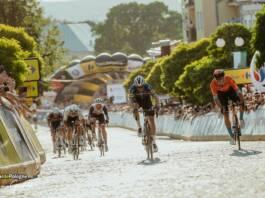 Phil Bauhaus a fini plus fort qu'Alvaro José Hodeg à la 1re étape du Tour de Pologne 2021