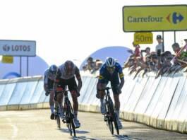 Au Tour de Pologne 2021, Joao Almeida s'affirme comme un candidat au général