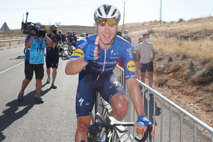 Vuelta 2021 : Le classement complet de la 4e étape du Tour d'Espagne
