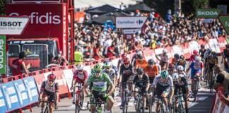 Fabio Jakobsen se distingue une nouvelle fois sur la Vuelta 2021