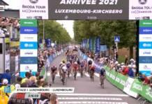 Tour du Luxembourg 2021 : Joao Almeida remporte la 1e étape