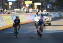 Championnats du Monde 2021 de cyclisme sur route : Zoe Backstedt sacrée chez les Juniors Femmes