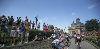 Mohoric et Colbrelli ont régalé au Benelux Tour 2021