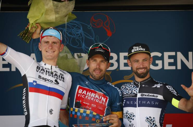 Sonny Colbrelli accroche le Benelux Tour 2021 à son palmarès