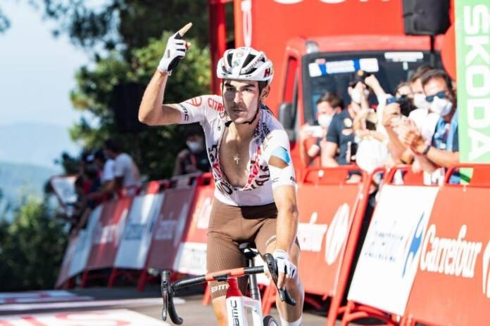 Clément Champoussin empoche son premier succès pro sur la Vuelta 2021
