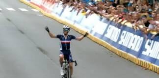 Classement complet championnat du monde cyclisme sur route 2021