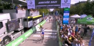 Classement complet de la 5e étape du Tour de Luxembourg 2021