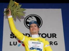 Classement général final complet du Tour de Luxeembourg 2021