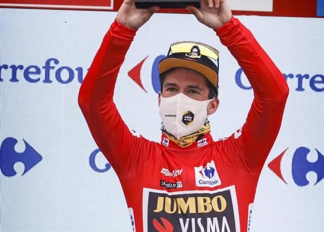 Vuelta 2021 : Classement général après la 17e étape du Tour d'Espagne