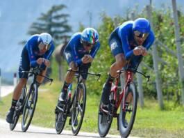 Championnats d'Europe 2021 : L'Italie remporte le relais mixte