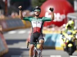 Sonny Colbrelli s'empare de la tête du Benelux Tour 2021