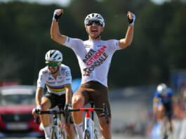 Benoît Cosnefroy est l'un des principaux favoris du Tour du Doubs 2021