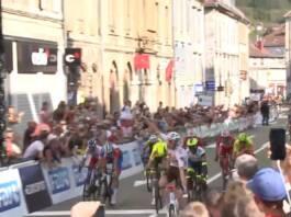 Dorian Godon conclut au sprint le Tour du Doubs 2021