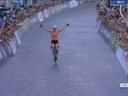 Ellen van Dijk championne d'Europe à 34 ans