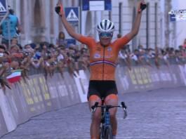Ellen van Dijk est championne d'Europe à 34 ans