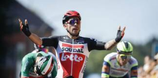Benelux Tour 2021 : Caleb Ewan remporte la 5e étape