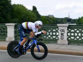 Championnats du Monde de cyclisme sur route 2021 - CLM : Filippo Ganna grand favori à sa propre succession