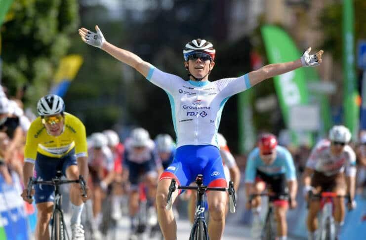 Tour du Luxembourg 2021 : La belle victoire de David Gaudu