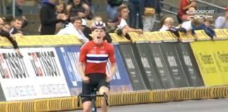Championnats du Monde 2021 de cyclisme sur route : Per Strand Hagenes sacré devant Romain Grégoire chez les Juniors