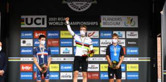 Championnats du Monde 2021 de cyclisme sur route : Classement complet de la course en ligne des Juniors Hommes