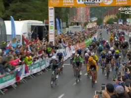 Tour de Slovaquie - 3e étape : Kristoffer Halvorsen gagne après deux ans de disette