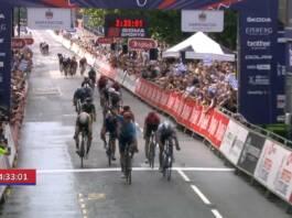 Tour de Grande-Bretagne 2021 : Ethan Hayter remporte la 5eétape et reprend la tête du général