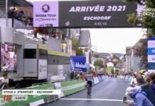 Tour du Luxembourg 2021 : Marc Hirschi remporte la 2e étape