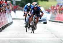 Au Tour de Grande-Bretagne 2021 Yves Lampaert l'emporte après une échappée