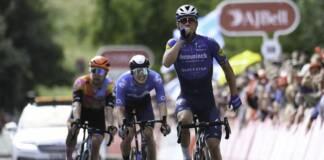 Yves Lampaert s'adjuge une étape du Tour de Grande-Bretagne 2021