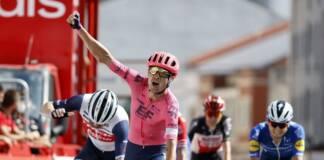 Vuelta 2021 : Magnus Cort remporte la 19 étape