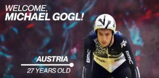 Michael Gogl trouve un accord avec Alpecin-Fenix