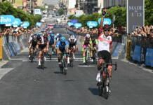 Tour de Sicile 2021 : Juan Sebastian Molano remporte la 1e étape