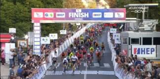 Ola Kooiv fait l'excellente opération au Tour de Croatie