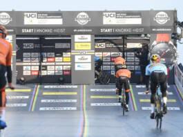 Championnats du Monde 2021 - CLM : Ordre et horaires des départs