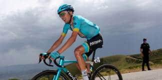 Oscar Rodriguez quitte Astana pour la Movistar