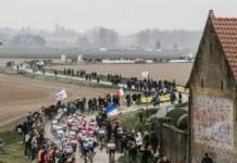 Paris-Roubaix 2022 pourrait être repoussé d'une semaine