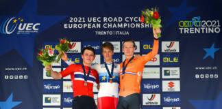 Championnats d'Europe 2021 : Johan Price Pejtersen sacré sur le contre-la-montre des moins de 23 ans