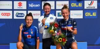 Championnats d'Europe 2021 : Eglantine Rayer 3e chez les Juniors femmes