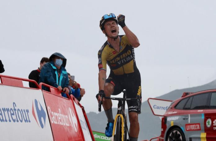 Vuelta 2021 : Primoz Roglic remporte la 17e étape