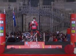 Primoz Roglic s'impose au général de la Vuelta 2021
