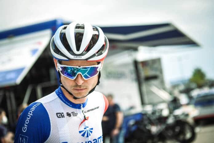 Vuelta 2021 : Rudy Molard abadonne