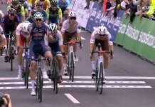 3e étape du Tour de Luxembourg remportée au sprint par Sacha Modolo