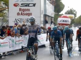 Victoire de Sonny Colbrelli sur le Memorial Marco Pantani 2021