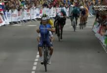 Tour de Slovaquie 2021 : Jannik Steimle remporte la 2e étape