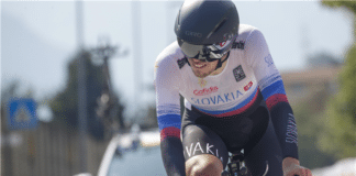 Transfert : Martin Svrcek rejoint Deceuninck-Quick Step en juillet 2022