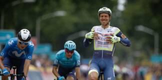 Benelux Tour 2021 : Taco Van der Hoorn remporte la 3e étape