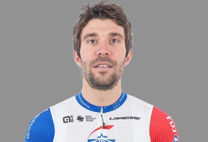 Thibaut Pinot en forme au départ du Tour de Luxembourg 2021