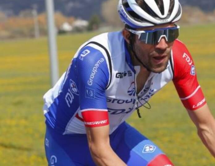 Thibaut Pinot est sur le Tour de Luxembourg 2021