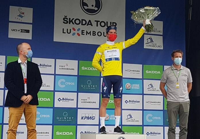 Classement complet étape 1 Tour de Luxembourg 2021