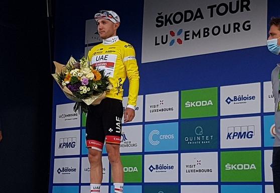 Classement général du Tour de Luxembourg après l'étape 2